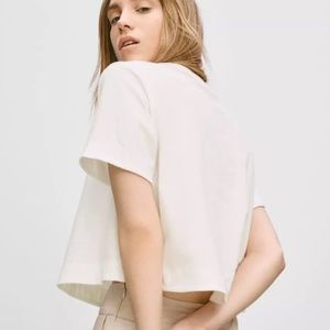 Wilfred Cropped T-Shirt
